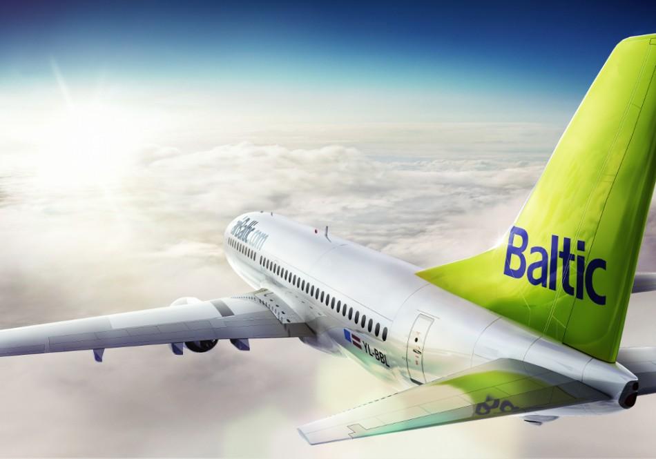 airbaltic lėktuvų bilietai