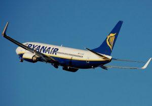 Ryanair skrydžiai